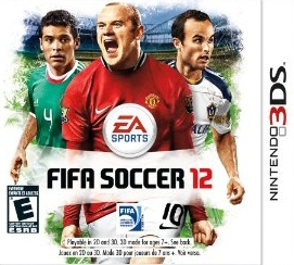 FIFA Soccer 12 for 3DS Walkthrough, FAQs and Guide on Gamewise.co