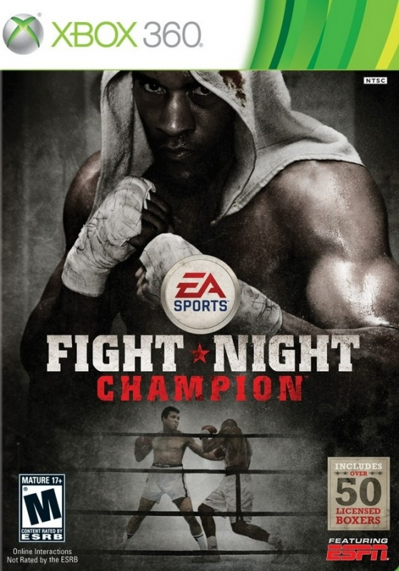 Fight Night Champion for X360 Walkthrough, FAQs and Guide on Gamewise.co