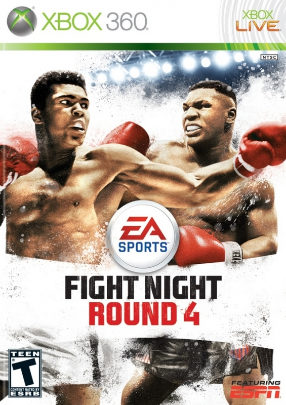 Fight Night Round 4 on X360 - Gamewise