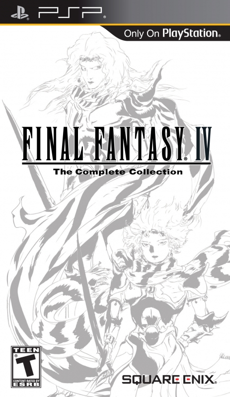 Final Fantasy IV: The Complete Collection for PSP Walkthrough, FAQs and Guide on Gamewise.co