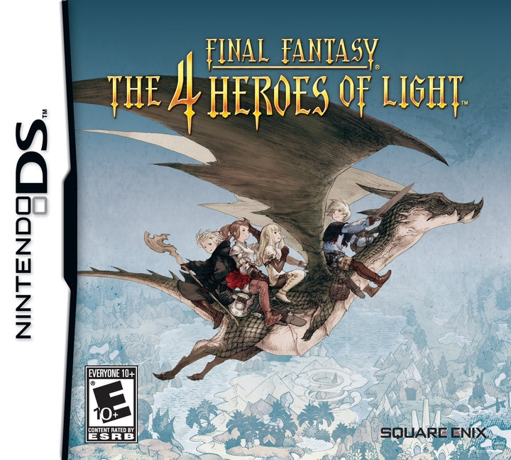 Final Fantasy: The 4 Heroes of Light for DS Walkthrough, FAQs and Guide on Gamewise.co