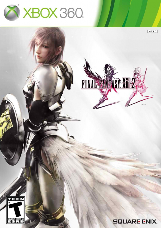 Final Fantasy XIII-2 on X360 - Gamewise