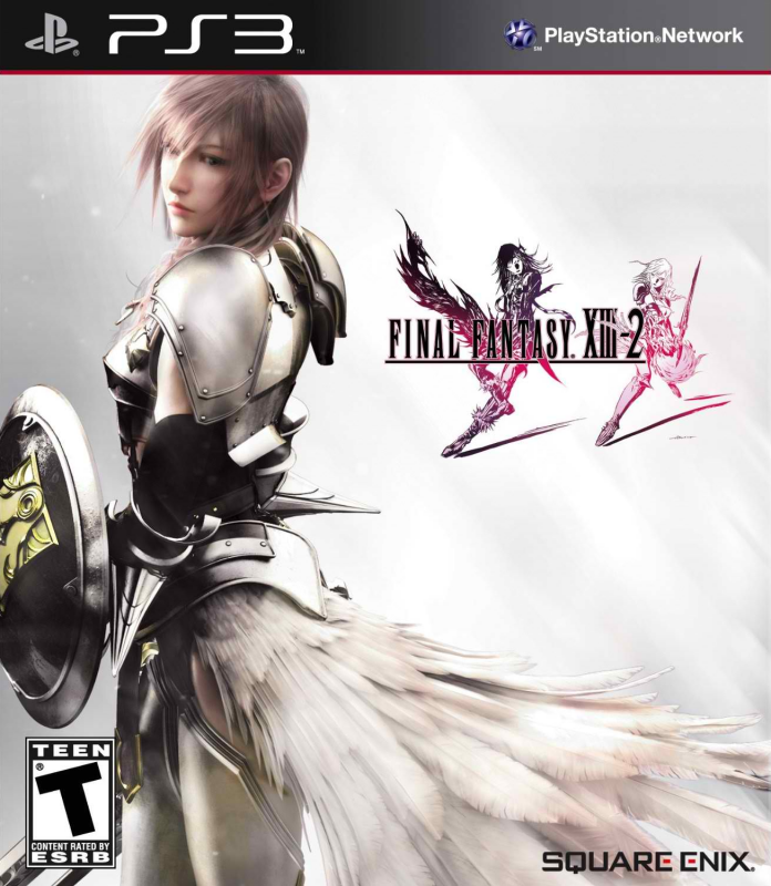 Final Fantasy XIII-2 on PS3 - Gamewise
