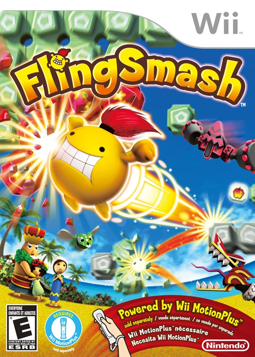 FlingSmash on Wii - Gamewise