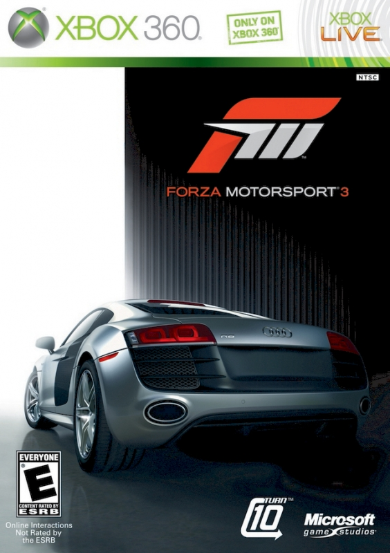 Forza Motorsport 3 [Gamewise]