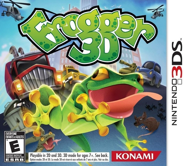 Gamewise Frogger 3D Wiki Guide, Walkthrough and Cheats