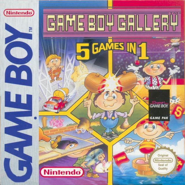 Gameboy Gallery for GB Walkthrough, FAQs and Guide on Gamewise.co