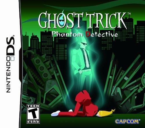 Ghost Trick: Phantom Detective [Gamewise]