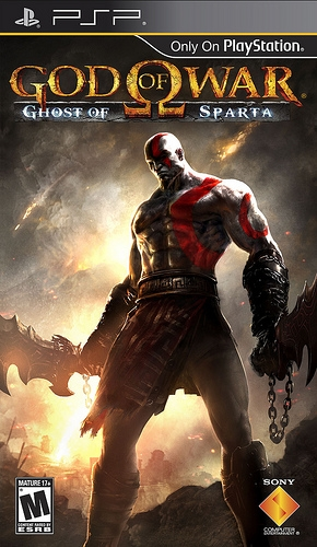 God of War: Ghost of Sparta on PSP - Gamewise