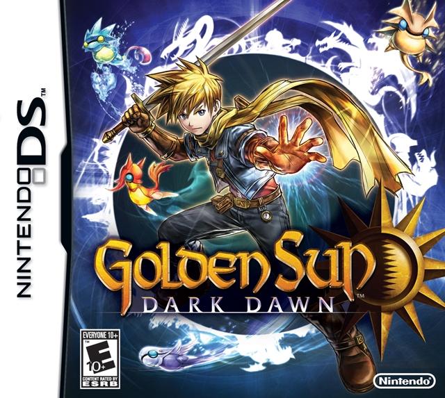 Golden Sun: Dark Dawn Wiki on Gamewise.co
