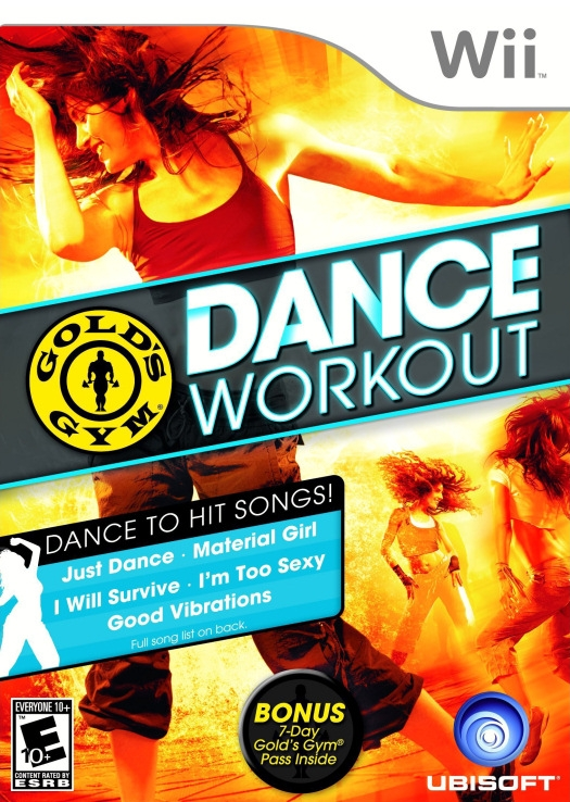 Gamewise Gold's Gym: Dance Workout Wiki Guide, Walkthrough and Cheats