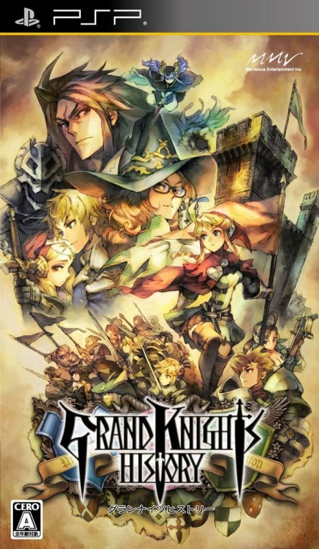 Grand Knights History Wiki - Gamewise