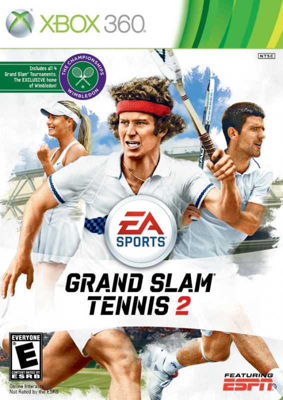 Gamewise Grand Slam Tennis 2 Wiki Guide, Walkthrough and Cheats