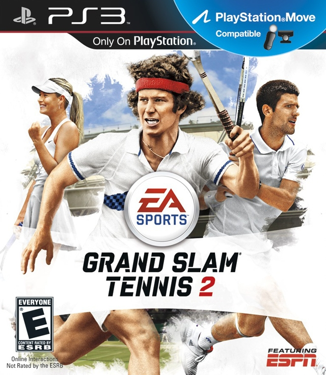 Grand Slam Tennis 2 | Gamewise