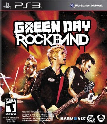 Green Day: Rock Band on PS3 - Gamewise