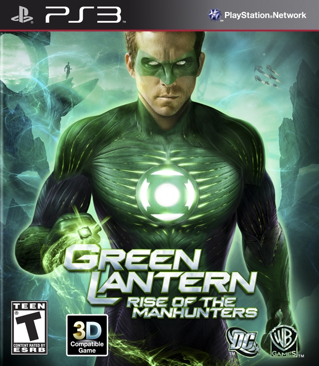 Green Lantern: Rise of the Manhunters | Gamewise