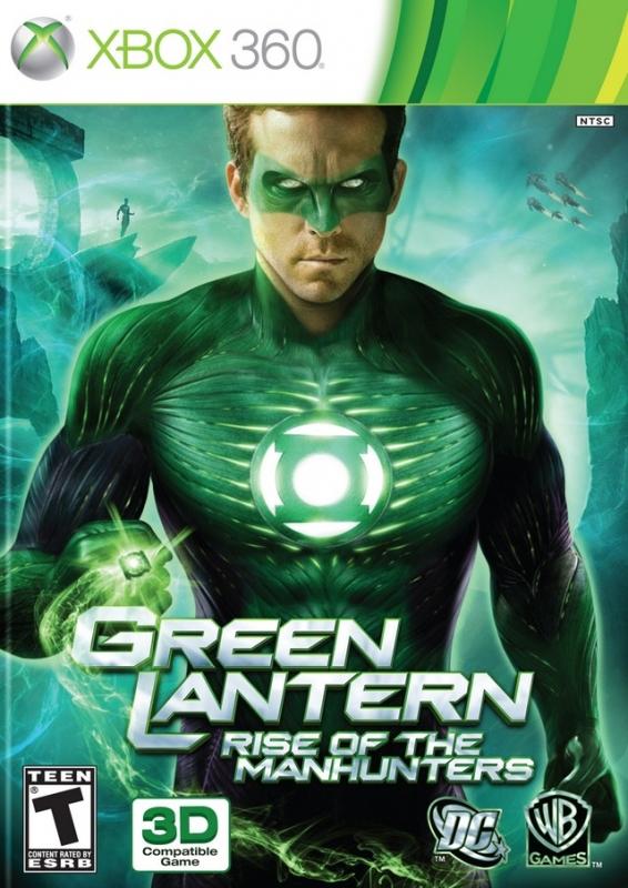 Green Lantern: Rise of the Manhunters | Gamewise