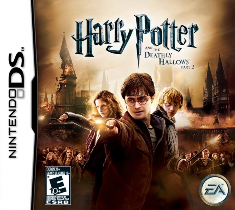 Harry Potter and the Deathly Hallows - Part 2 for DS Walkthrough, FAQs and Guide on Gamewise.co