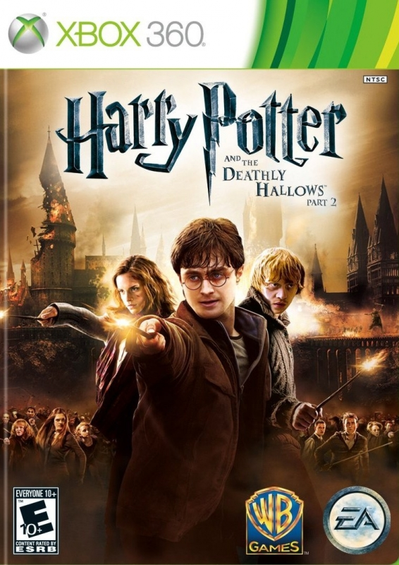 Harry Potter and the Deathly Hallows - Part 2 [Gamewise]