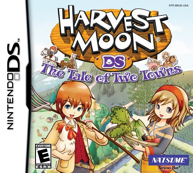 Harvest Moon: The Tale of Two Towns for DS Walkthrough, FAQs and Guide on Gamewise.co