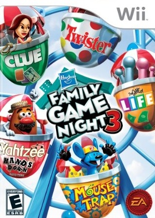 Hasbro Family Game Night 3 on Wii - Gamewise