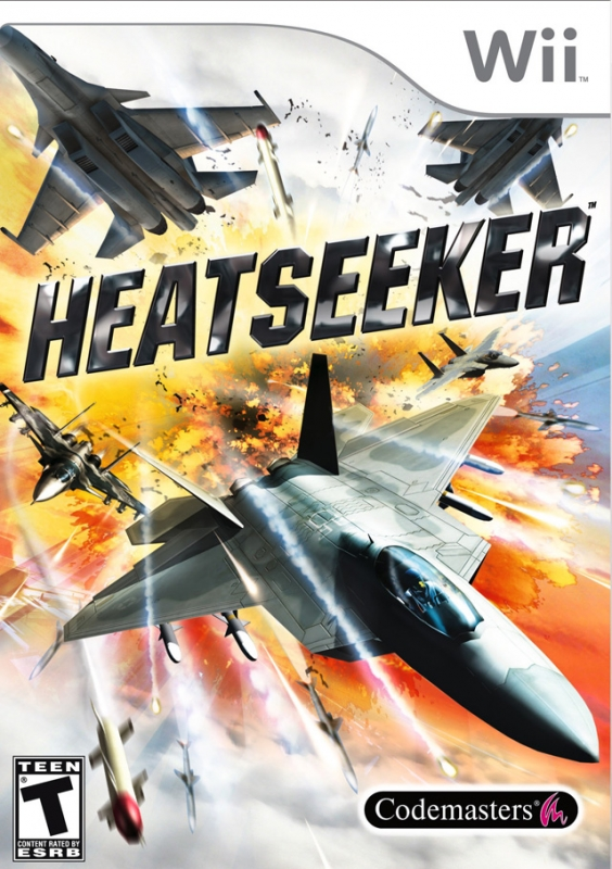 Heatseeker on Wii - Gamewise