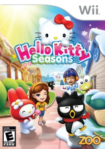 Hello Kitty Seasons [Gamewise]