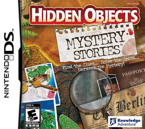Hidden Objects: Mystery Stories [Gamewise]