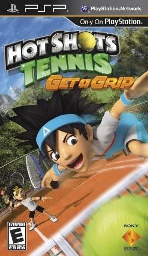 Hot Shots Tennis: Get a Grip on PSP - Gamewise