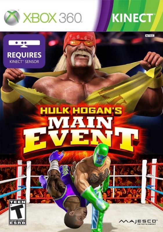 Hulk Hogan's Main Event on X360 - Gamewise