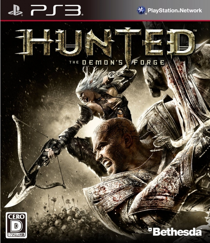 Hunted: The Demon's Forge on PS3 - Gamewise