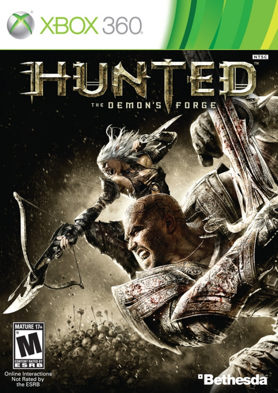 Hunted: The Demon's Forge Wiki - Gamewise
