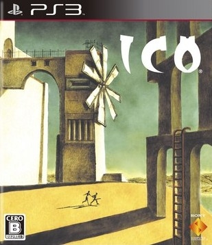 ICO on PS3 - Gamewise