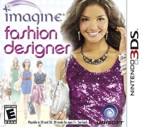 Imagine Fashion Designer For Nintendo 3ds Sales Wiki Release Dates Review Cheats Walkthrough