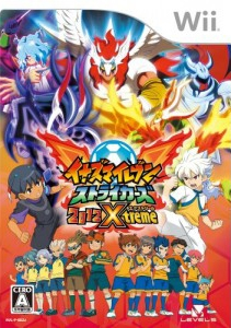 Inazuma Eleven Strikers 2012 Xtreme Wiki on Gamewise.co