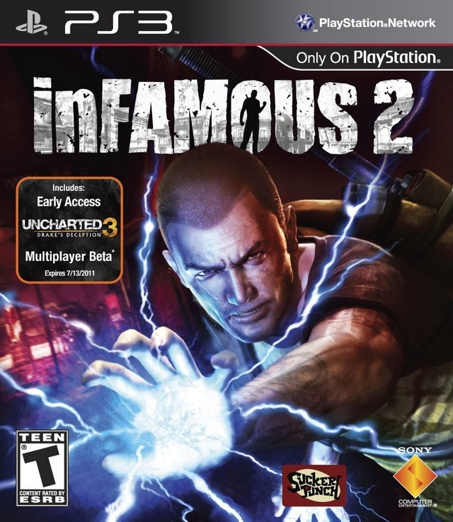 inFAMOUS 2 on PS3 - Gamewise