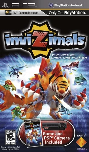 Invizimals for PSP Walkthrough, FAQs and Guide on Gamewise.co