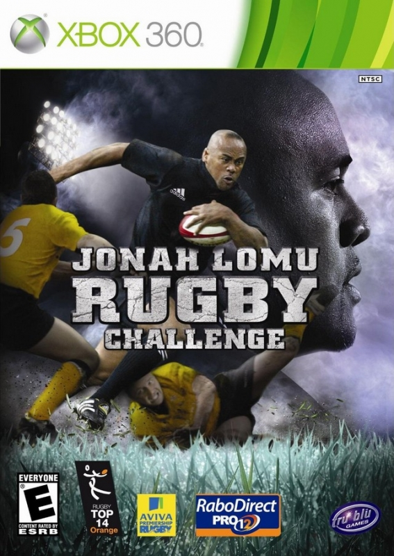 Jonah Lomu Rugby Challenge on X360 - Gamewise