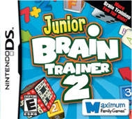 Junior Brain Trainer 2 on DS - Gamewise