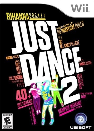 Just Dance 2 Wiki - Gamewise