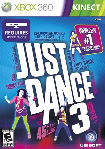 Just Dance 3 for X360 Walkthrough, FAQs and Guide on Gamewise.co