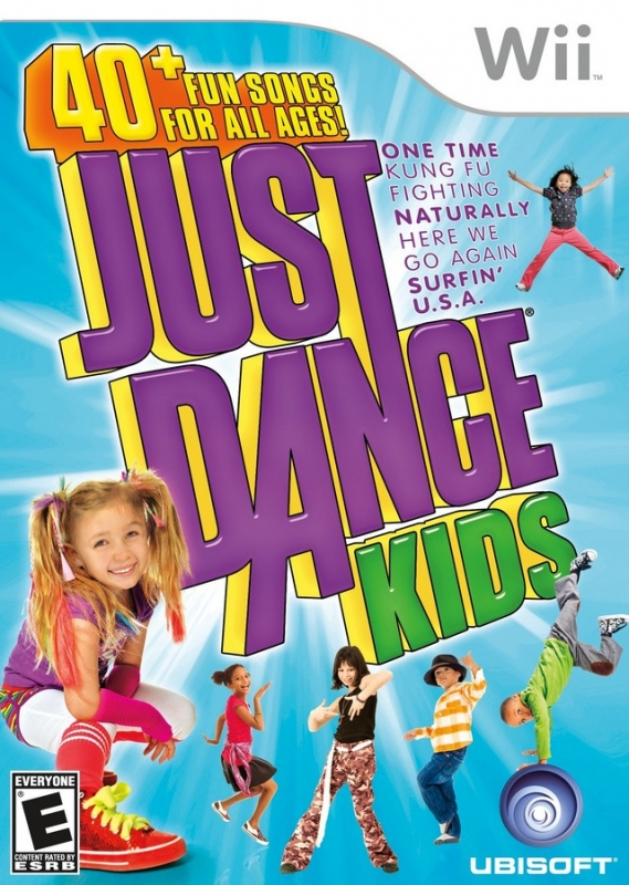 Just Dance Kids on Wii - Gamewise