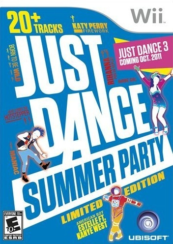 Just Dance: Summer Party [Gamewise]