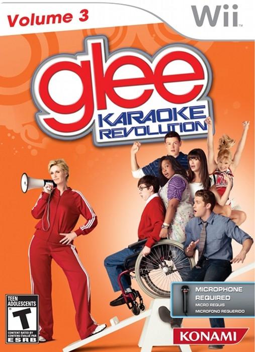 Karaoke Revolution Glee: Volume 3 Wiki on Gamewise.co