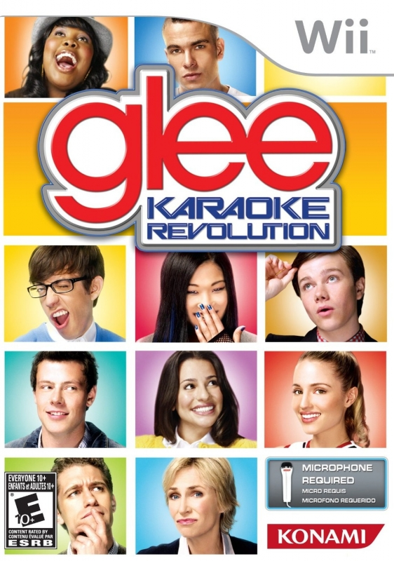 Karaoke Revolution Glee [Gamewise]