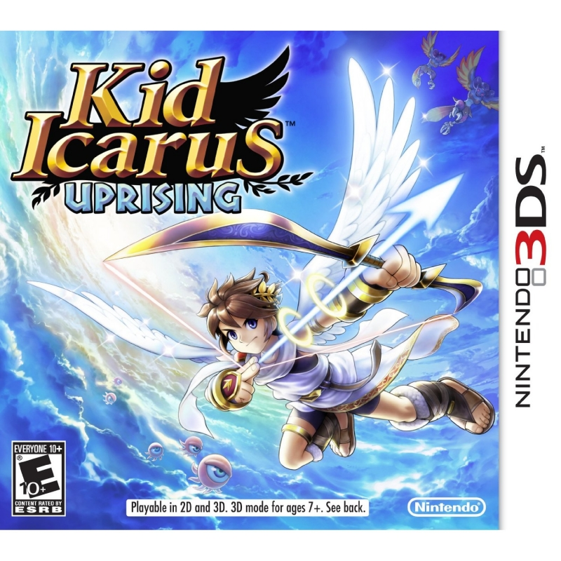 Kid Icarus: Uprising Wiki - Gamewise