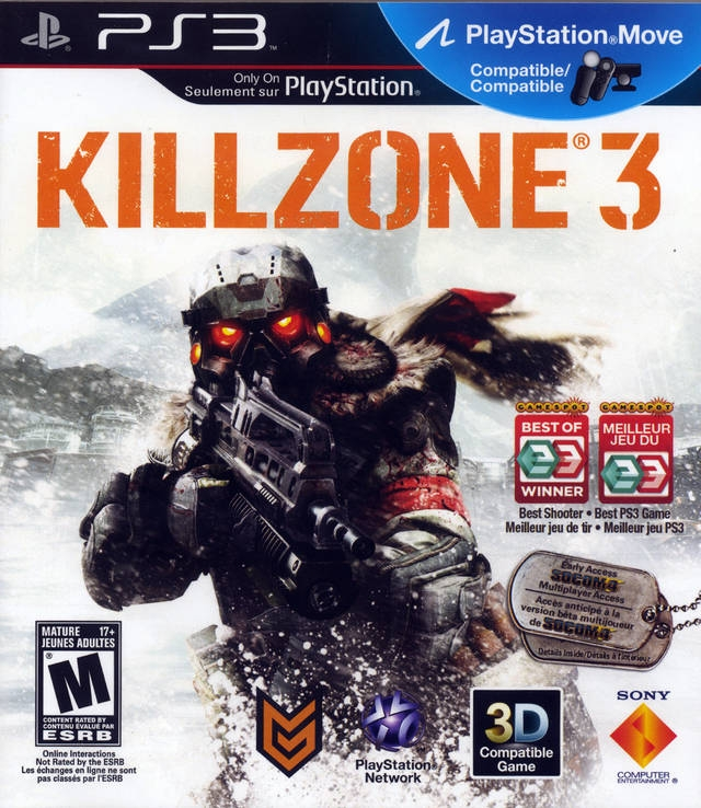 Gamewise Killzone 3 Wiki Guide, Walkthrough and Cheats