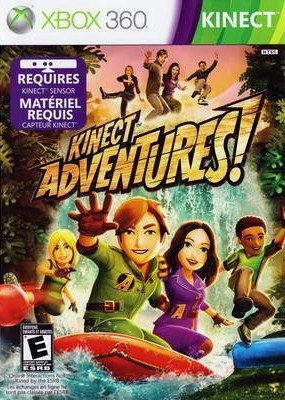 Kinect Adventures! on X360 - Gamewise