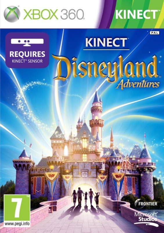 Kinect: Disneyland Adventures | Gamewise