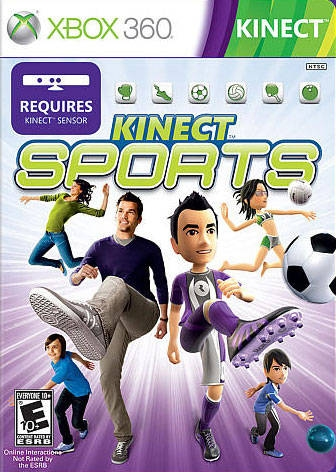 Kinect Sports on X360 - Gamewise